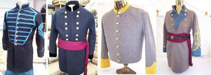 Civil War Clothing & Accesories